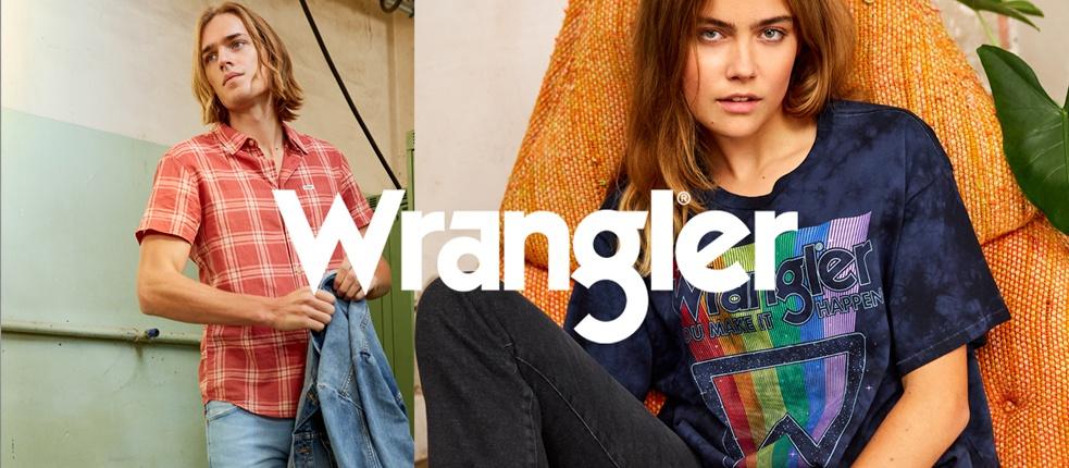 Brand - Wrangler