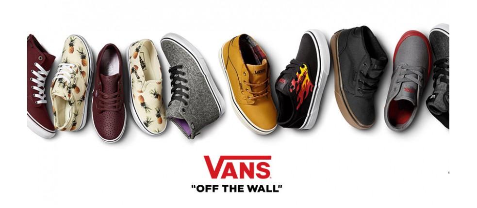 Brand - Vans