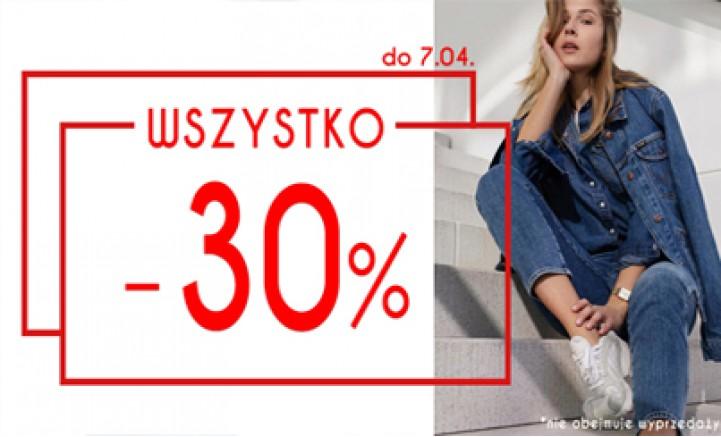 -30% na wszystko?>