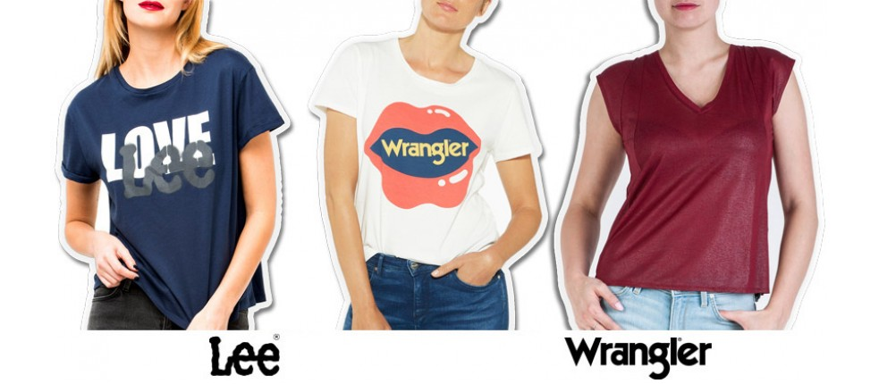 Damskie - T-shirty