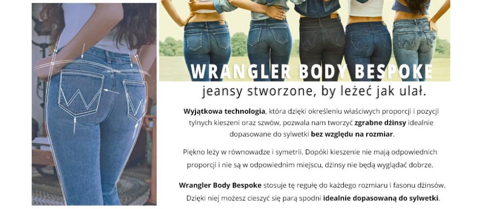 Wrangler Body Bespoke