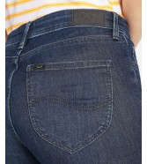 Jeansy Lee Marion Straight L301 Dark Truxel