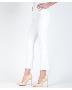 Jeansy Lee Elly L305 Raw Off White