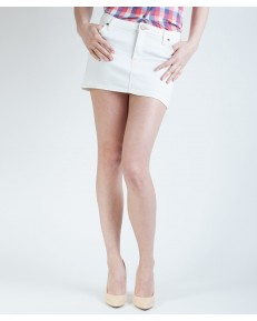 Lee SKIRT MINI L309 Pure White