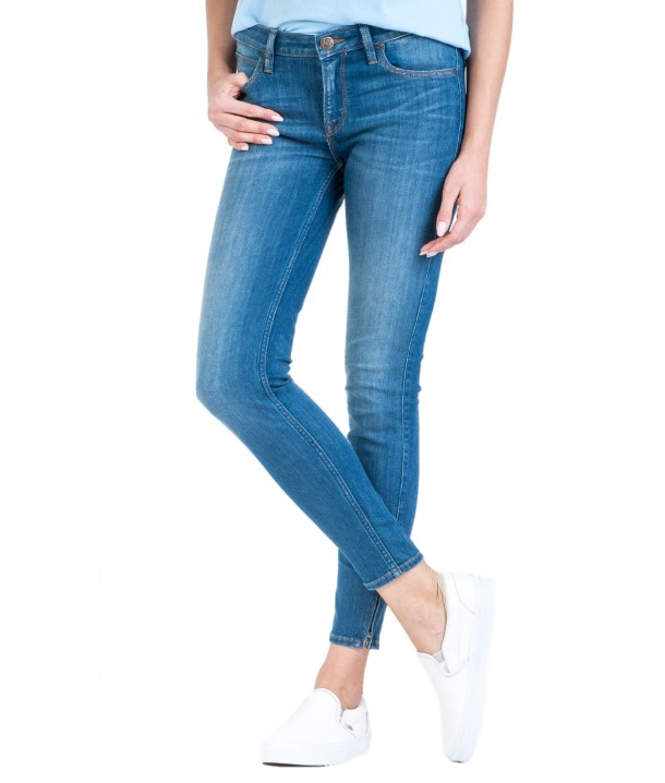 Lee Scarlett Cropped L30C High Blue L30CPFYO