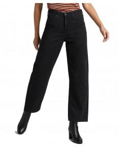 Jeansy Lee Wilde Leg L30S Black Duns