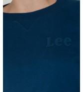 Bluza Lee VINTAGE CROPPED SWS L36E Washed Blue