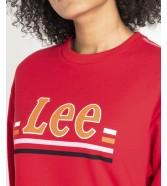 Lee LOGO SWS L36G Warp Red
