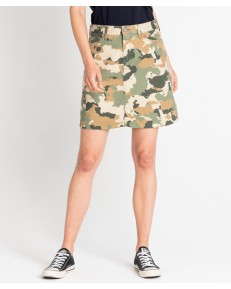 Lee SEASONAL SKIRT L38A Camouflage