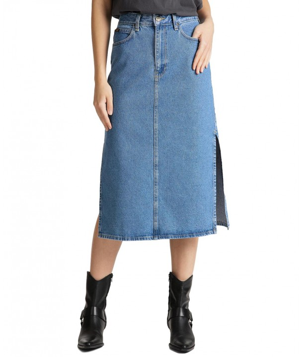 Lee THELMA SKIRT L38E Clean Callie