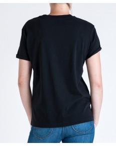 Lee T-shirt GRAPHIC TEE L40A Black Black