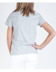 Lee WOBLY TEE L40J Sharp Grey Mele