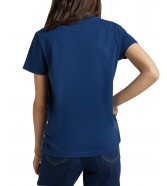 Lee RELAXED POCKET TEE L40R Washed Blue