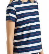 Lee RELAXED POCKET TEE L40R Dark Blue