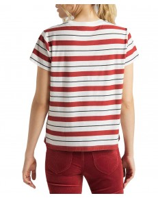 T-shirt Lee RELAXED POCKET TEE L40R Red Orche