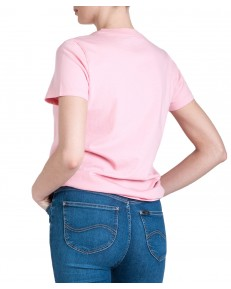 Lee GRAPHIC TEE L41A La Pink