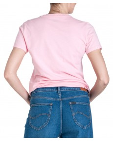 Lee ESSENTIAL SLIM TEE L41H La Pink