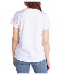 Lee CREW NECK TEE L41L Bright White