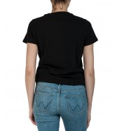 Lee CREW NECK TEE L41L Black
