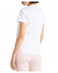 T-shirt Lee REGULAR CREW NECK TEE L41T Bright White