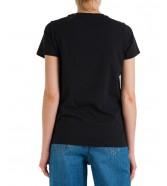 T-shirt Lee GRAPHIC TEE L41U Black