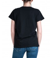 Lee SEASONAL LOGO TEE L42Y Black