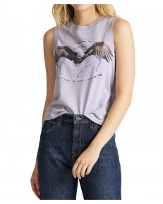 Koszulka Lee MUSCLE TEE L43B Lavender Dusk