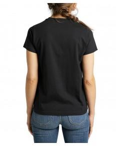 T-shirt Lee TEE L43D Black