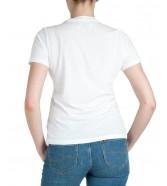 T-shirt Lee SLIM LOGO TEE L43K Bright White