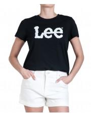 Lee LOGO TEE L43V Black