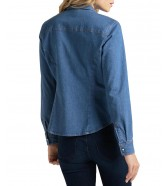 Lee SLIM WESTERN SHIRT L45R Blueprint