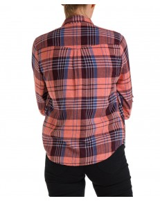 Koszula Lee REGULAR WESTERN SHIRT L45S Desert Orange
