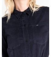 Lee SHIRT DRESS L50A Midnight Navy