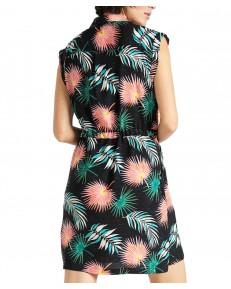 Sukienka Lee TROPICAL DRESS L50D Black