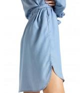 Lee TENCEL DENIM DRESS L50E Summer Blue