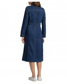 Sukienka Lee LONGSLEEVE DRESS L50L Rinse