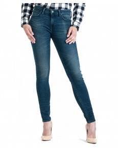 Lee Jeans Scarlett L526 Strummer Worn