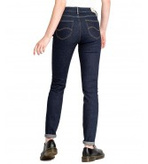 Jeansy Lee Scarlett L526 Selvage Rinse