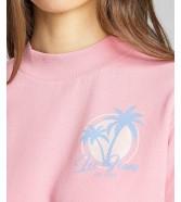 Bluza Lee PALM TREE SWS L53I La Pink