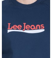 Lee CREW SWEATSHIRT L53K Dark Navy