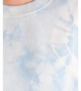 Bluza Lee TIE DYE SWS L53L Sky Blue