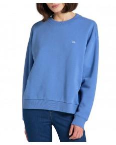 Bluza Lee SWEATSHIRT L53L Blue Yonder