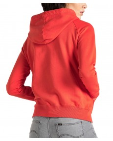 Lee HOODY L53M Poppy Red