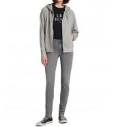 Bluza Lee ZIP THROUGH HOODIE L53Q Grey Mele