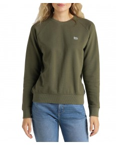Lee PLAIN NECK SWS L53R Green Olive