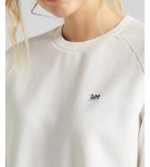 Lee PLAIN NECK SWS L53R White Canvas