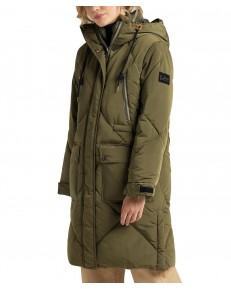 Lee ELONGATED PUFFER JACKET L56F Olive Green