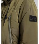 Lee ELONGATED PUFFER JACKET L56F Olive Green