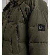Lee PUFFER JACKET L56V Serpico Green