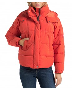 Lee PUFFER JACKET L56V Poinciana